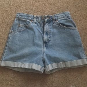 Vintage Levi's 954 regular fit high wait short